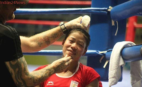 It is sad that India is no. 3 in doping, says MC Mary Kom
