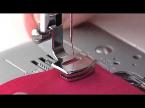 How to Gather Fabric When Sewing | National Sewing Circle - YouTube