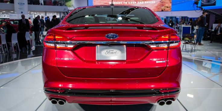 ford fusion sport for sale used