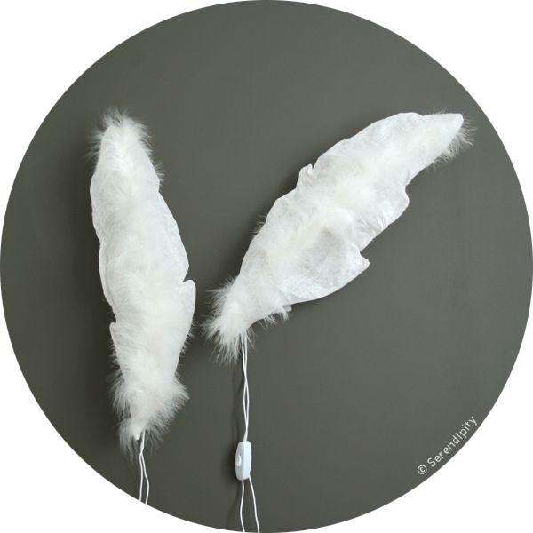 #vleugels #licht #handmade | serendipity.fr