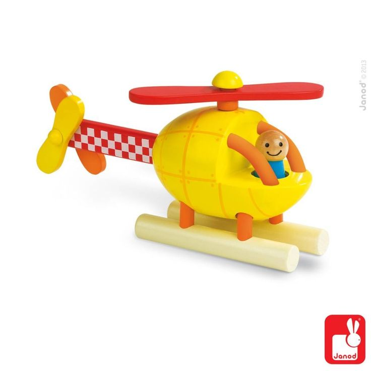 So cool! #EntropyWishList #PintoWin  Janod - Wooden Helicopter Puzzle