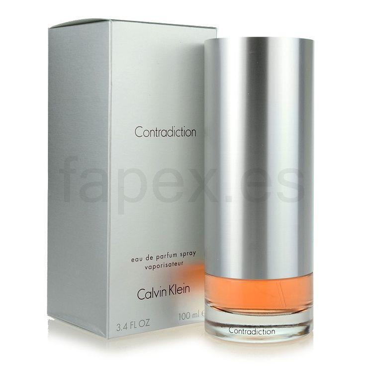 perfume calvin klein contradiction mujer