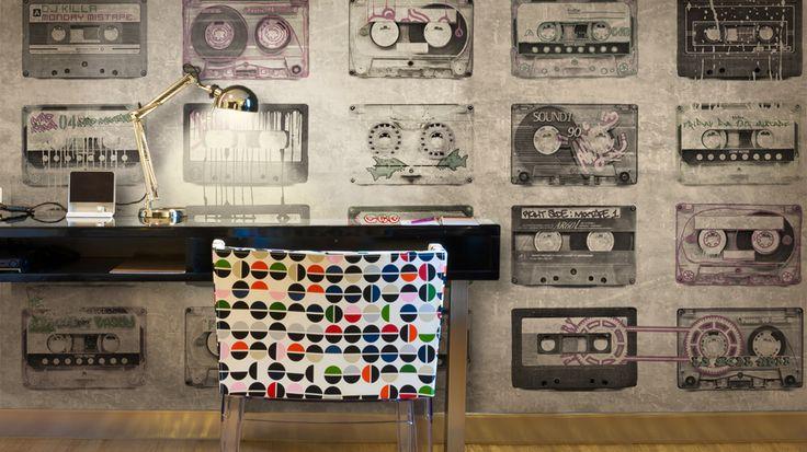 glamora_MIXTAPE - GL 11532A - » Creative Wallcoverings