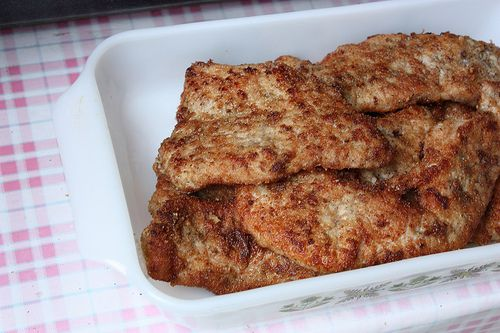 Garlicky Pan-fried Pork Steaks Recipe (Thit Cot-let Chien) - Viet World Kitchen
