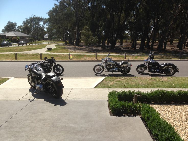 A Mates Latest Ride 2014 Fat Boy Low