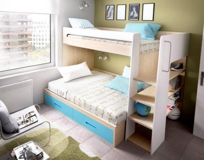 17 mejores ideas sobre cama litera tienda en pinterest - Ver camas para ninos ...