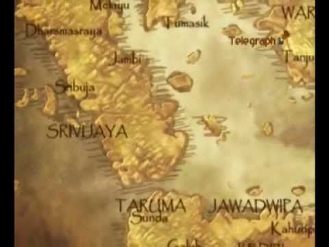 ▶ Kerajaan Sriwijaya - Nusantarapedia - YouTube
