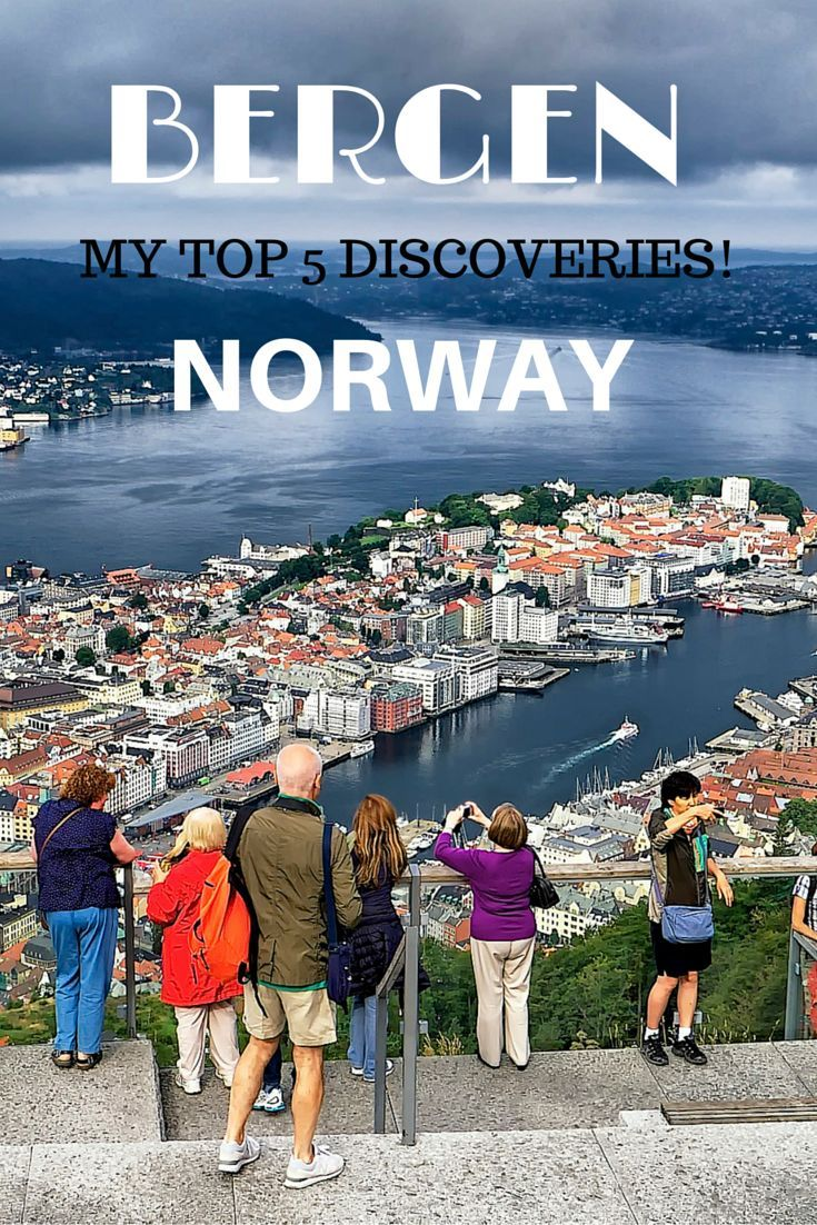 DISCOVER NORWAY! My top 5 BLOG POST!