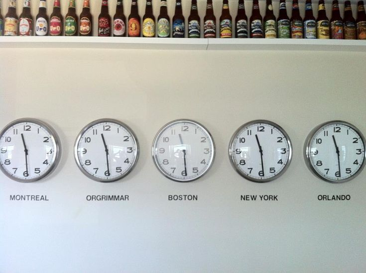 24 best world clock displays images on pinterest time zone clocks my friend just finished a timezone wall clock display in his apartment gumiabroncs Gallery