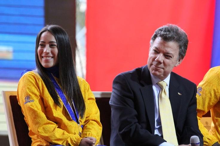 ¡Una sonrisa! @marianapajon  Crédito Miltón Ramírez/MinCultura 2012