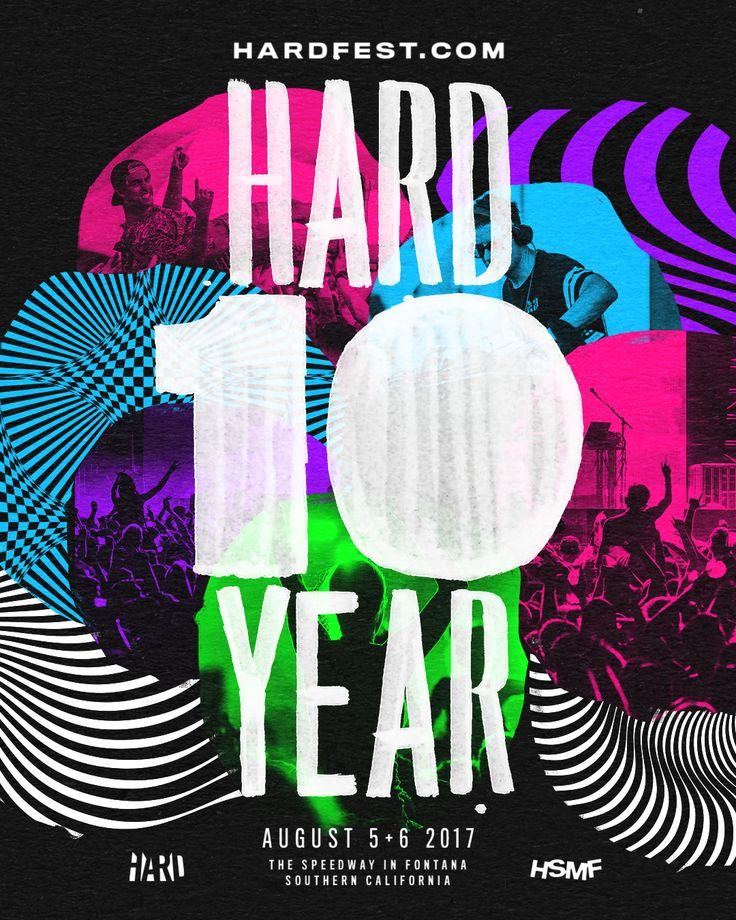 GoRockfest.Com: HARD Summer 2017 Lineup & Tickets Info