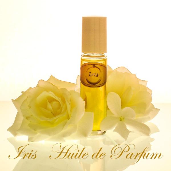 Iris – huile de Parfum - Romantic Floral