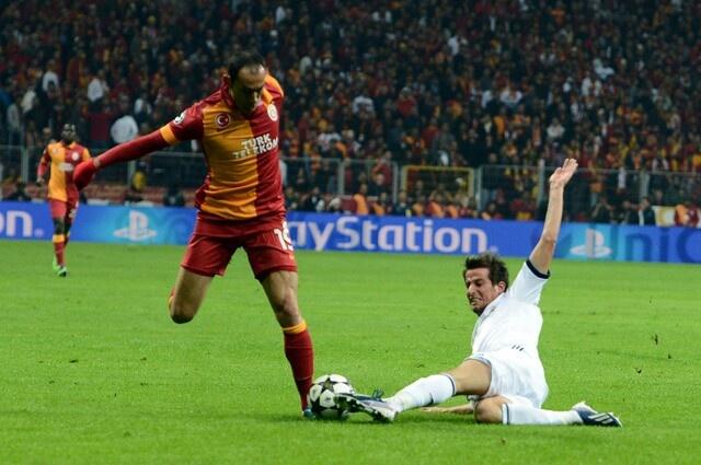 Galatasaray 3 - Real Madrid 2