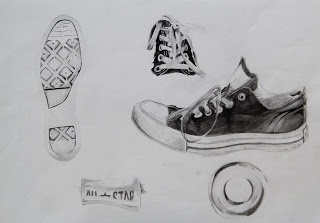 LCFE art & design: Observational Drawing