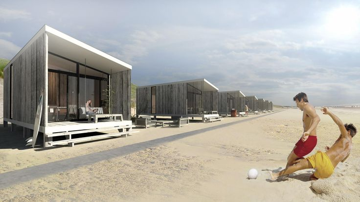37 best images about strandhuisjes aan zee en duinen on pinterest the netherlands beach. Black Bedroom Furniture Sets. Home Design Ideas