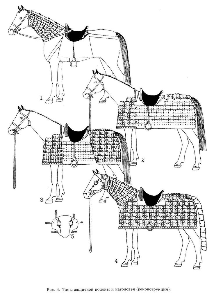 Turkic Horses