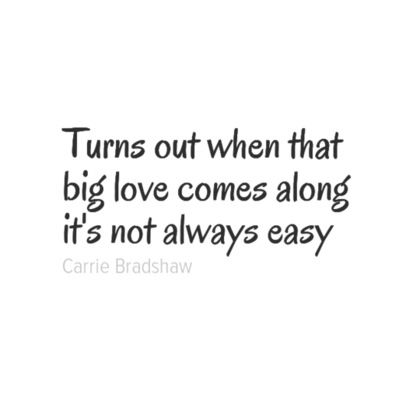 Big Love - Mr Big and Carrie                                                                                                                                                                                 More