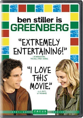 """Greenberg Ben Stiller (Actor), Rhys Ifans (Actor), Noah Baumbach (Director) """"You know, the name Ivan appeared in one of his other movies, as did the name Greenberg.  It was his film, The Squid and the Whale."""" (SIEHE http://ivangreenberg.blogspot.de/2014/05/the-greenberg-movie-and-me.html) Der Film startete am 19. März 2010 in den Kinos (...)(wikip.)"""