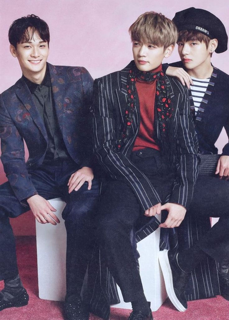 Jo Yoon woo, Choi Min Ho and Kim Taehyung for Highcut Magazine
