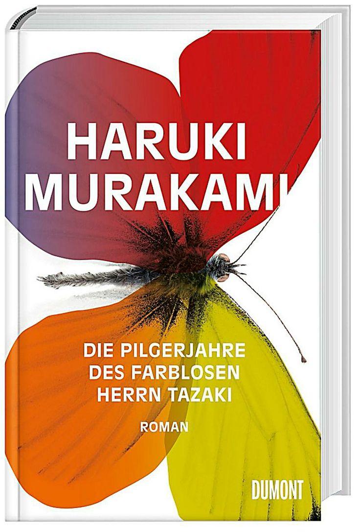 Die pilgerjahre des farblosen herrn Tazaki esce in Germania il 10 gennaio 2014.