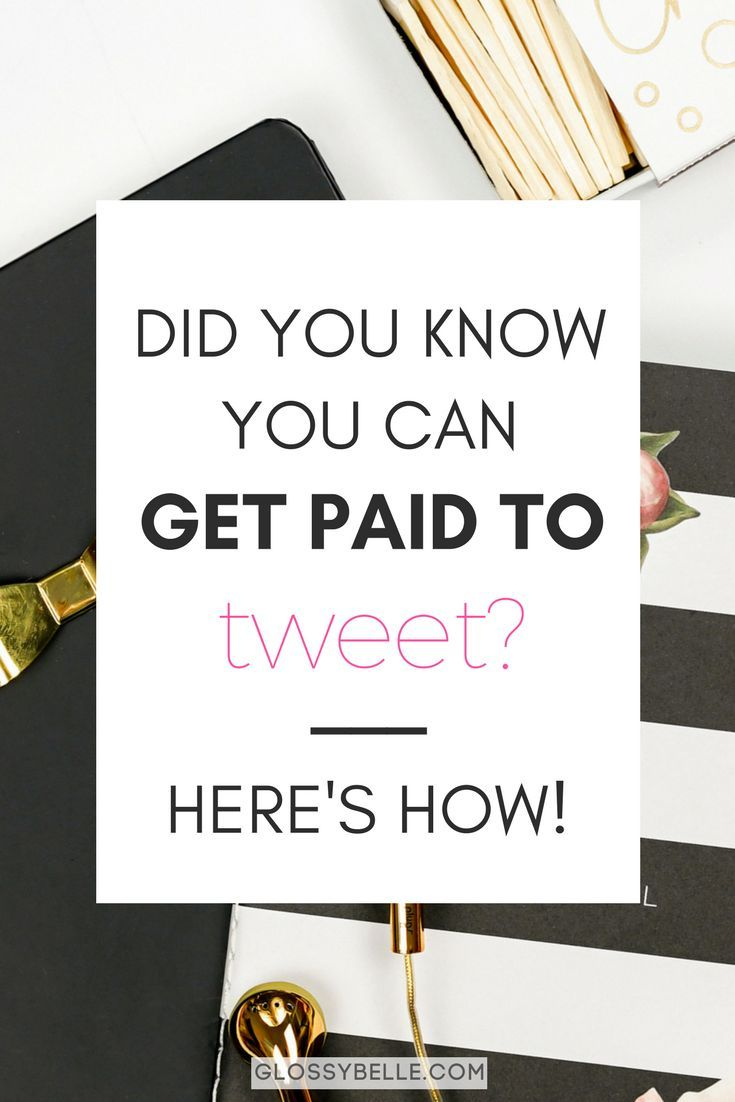 Did you know that companies will actually pay you to tweet? By becoming an influencer on Twitter, companies will pay you hundreds of dollars just to type 280 characters and promote their products and services! Saira teaches you the exact strategies in this course you need to increase your followers and replicate her success and earn thousands of passive income dollars. This is an affiliate link. | make money online | affiliate marketing | get paid to tweet | twitter influencer | blogging…