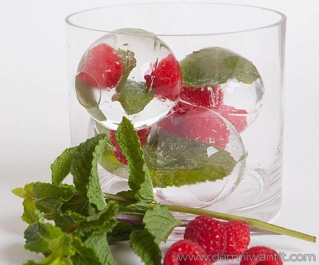Enjoy your favorite drinks and cocktails on rocks using these perfect spheres of ice. They are the cure for watered down cocktails. The circular shape of the ice allows for less surface area to contact your drink which means less water dilution and a more flavorful drink through to the last sip. The ice-ball maker tray is made of food-grade silicone and can produce 6 large 2.5 inch ice balls at a time, so you can easily stockpile them for p ..