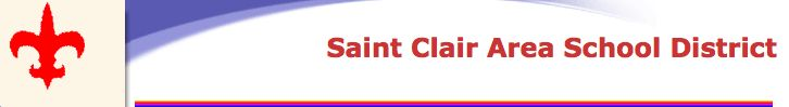 Saint Clair Area School District (SCASD) www.saintclairsd.org/