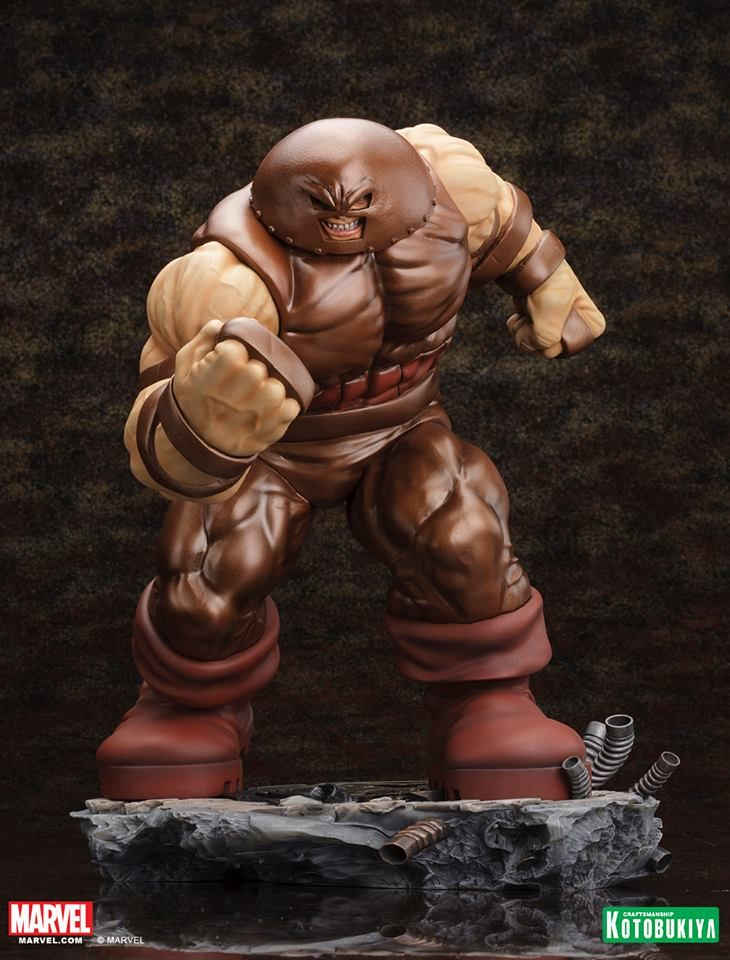 Juggernaut -Danger Room Sessions- Fine Art Statue - Kotobukiya