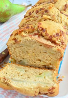 Spicy pear cake - Kruidige perencake - Laura's Bakery
