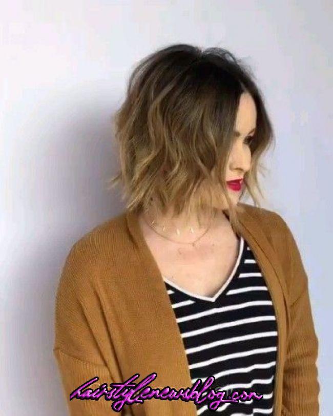 Medium Length Hairstyle Idea,  #Hairstyle #Idea #Length #Medium #summerhairstylesvideos in 2020 | Hair lengths, Boliage hair, Hair color underneath   Medium Length Hairstyle Idea,  #Hairstyle #Idea #Length #Medium #summerhairstylesvideos in 2020 | Hair lengths, Boliage hair, Hair color underneath