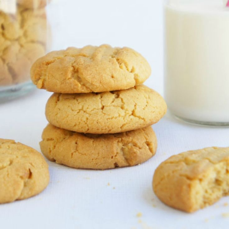 #RecipeoftheDay: Peanut Butter Cookies by Jane