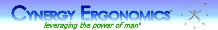 Cynergy Ergonomics - Ergonomic Material Handling Equipment