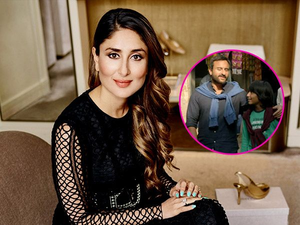 Kareena Kapoor Khan's reaction to Saif Ali Khan's Chef trailer is pretty much same as ours! #FansnStars