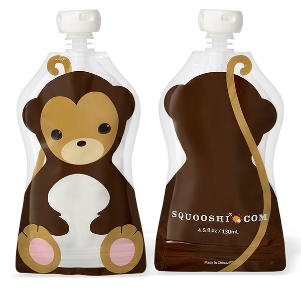 1000 Images About Squooshi Reusable Baby Food Pouch On