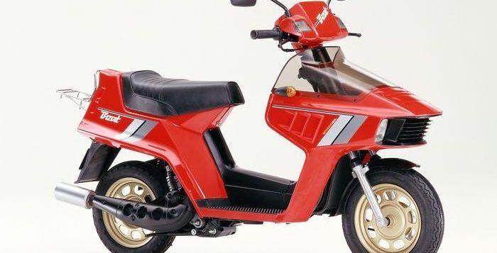 """Ini """"Nenek Moyang"""" Honda BeAT, Unik!"""