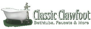 Classic Clawfoot specializes in beautiful clawfoot bathtubs, vintage tub faucets, modern freestanding tubs, antique fixtures and more. Free Shipping all orders! http://www.classicclawfoottubs.com/67-cast-iron-double-ended-stainless-steel-slipper-pedestal-tub.html