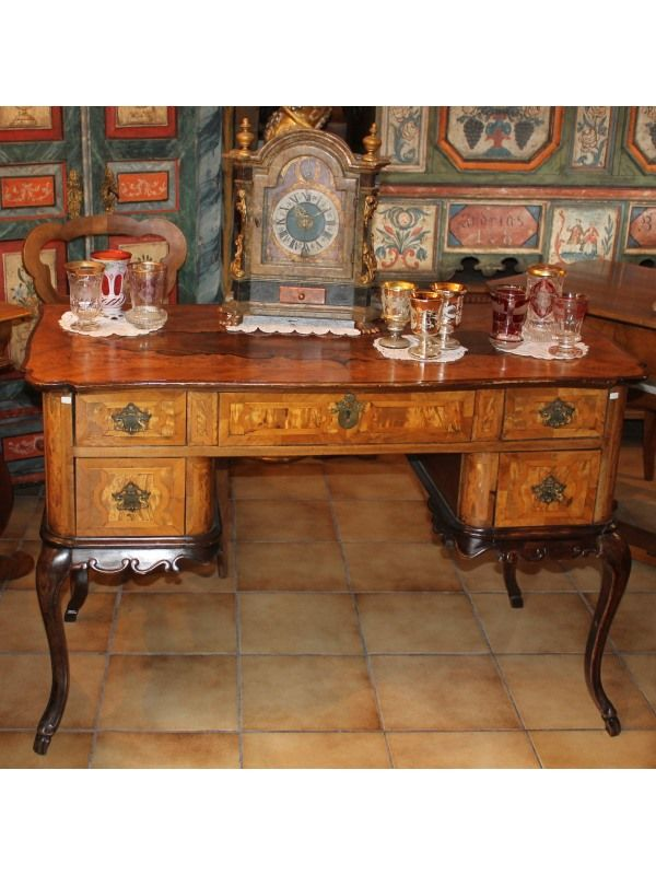 Mobili rustici antichi design casa creativa e mobili - Mobili dipinti tirolesi ...