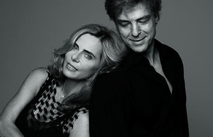 Bruna Lombardi & Carlos Alberto Ricelli