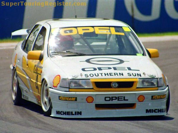 Vauxhall Cavalier Opel Vectra A 018 1995 South African Touring Car Championship Opel Vectra Vauxhall Btcc