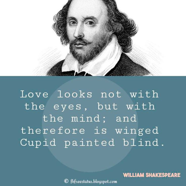 51 Inspirational Shakespeare Quotes about Love, Life