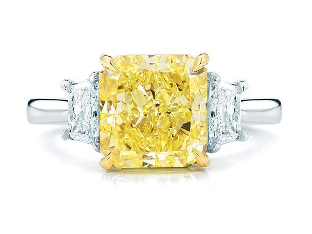 diamanti gialli anelli - Cerca con Google