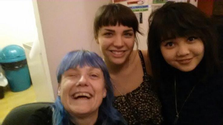 Me, Hanna & Kerensa Mason my birthday party Friday 4th of December 2015.