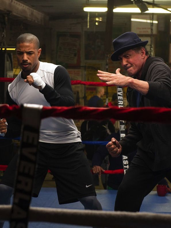 Premier trailer pour Creed, le spin-off de Rocky