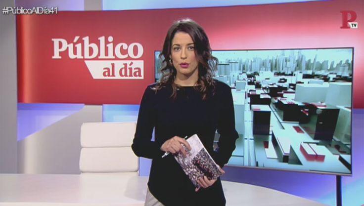 Huelga del 8-M y otras noticias del informativo 'Público al Día' del 6 de marzo