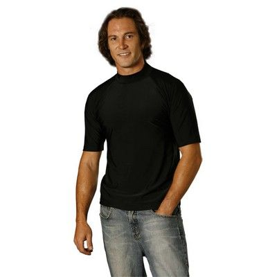 Surfing Mens Custom Tshirt Min 25 - Clothing - Sports Uniforms - Teamwear Tees - WS-TS311 - Best Value Promotional items including Promotional Merchandise, Printed T shirts, Promotional Mugs, Promotional Clothing and Corporate Gifts from PROMOSXCHAGE - Melbourne, Sydney, Brisbane - Call 1800 PROMOS (776 667)