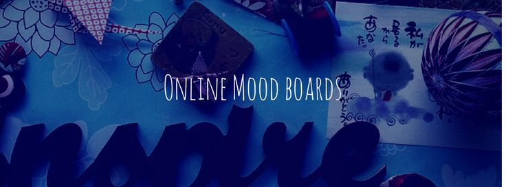 Online Mood Boards – How to Find Inspiration for Your Site or Product