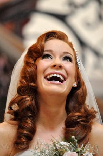 Old Hollywood Wedding Hair Old Hollywood Glamour Bridal Makeup