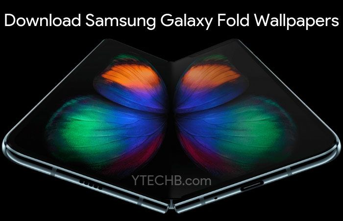 Download Samsung Galaxy Fold Wallpapers Qhd Official Samsung Galaxy