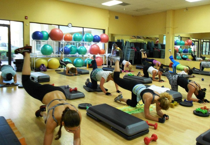 Gold's Gym Miami Lakes Group Fitness Class. Register for a 7-Day Free Pass at our website http