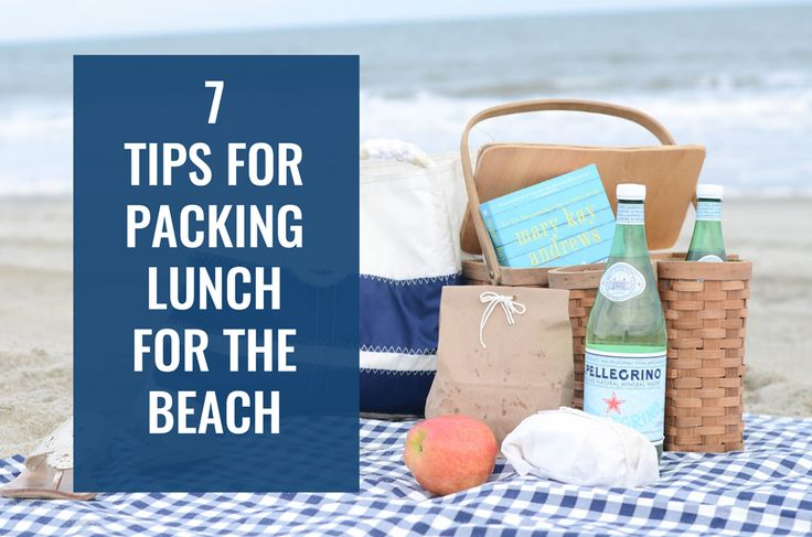We're in the dog days of summer and that means we're smack dab in the middle of beach season. Planning a trip this weekend? Try these tips for packing the best foods to enjoy while you're sitting in the sand. Bring low maintenance fruits. Don't bring anything that needs to be peeled as it leaves …